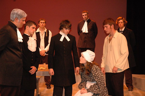 2007 The Crucible