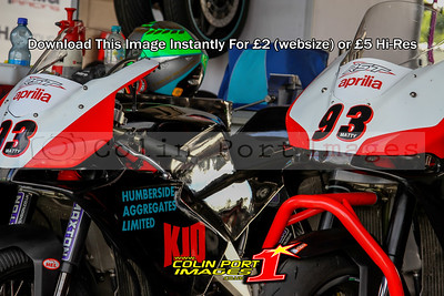 Thundersport GB Oulton Park 2016