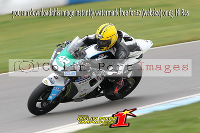 Donington Park Thundersport GB Test (Saturday)