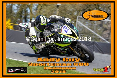 Thundersport GB Rd5 Brands Hatch 2018