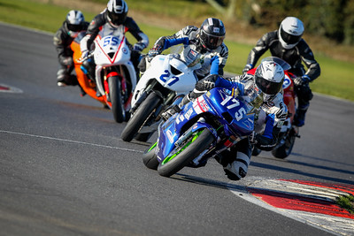 Thundersport GB Rd8 (Final) Snetterton 2018