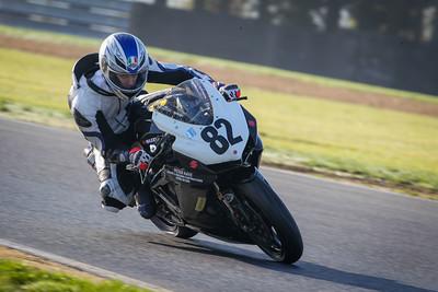 Thundersport GB Rd8 (Final) Snetterton 2018