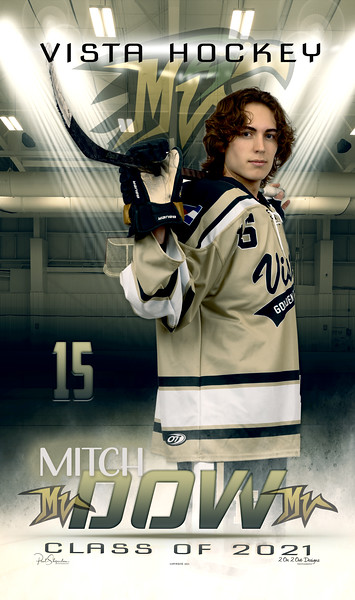 Banners, Photography,Hockey, HS Sports, Individual,Senior Banner, Sports Banners, MVHS, Vista Hockey, Mountain Vista High School,  Hockey Rink, Club Hockey, {copywrite}