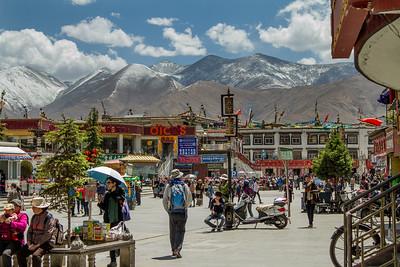 051 Lhasa © Bickerstaff