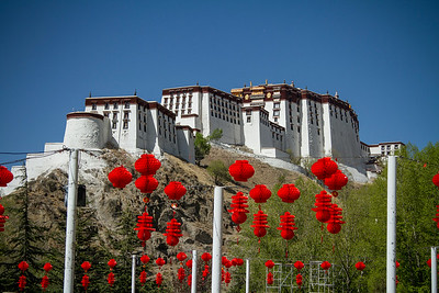 031 Lhasa Potala Palace © Bickerstaff