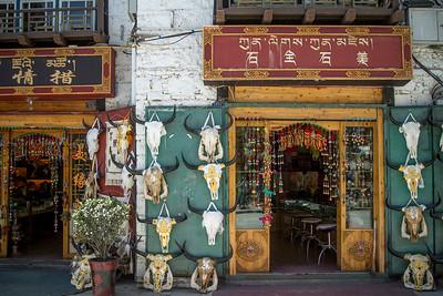 050 Lhasa © Bickerstaff