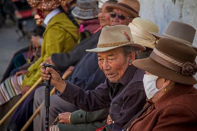 028 Lhasa © Bickerstaff