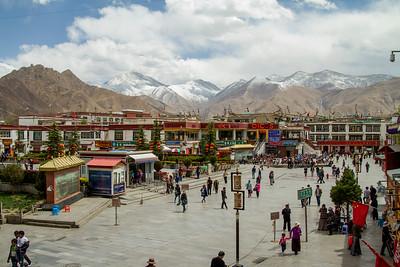 056 Lhasa © Bickerstaff