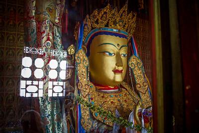 014 Lhasa water temple © Bickerstaff