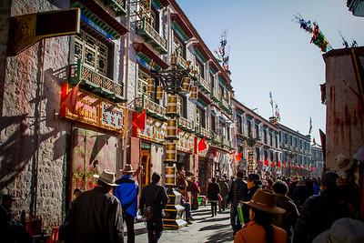 011 Lhasa © Bickerstaff