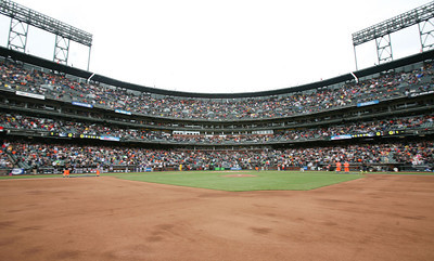 VEIW FROM 2ND BASE