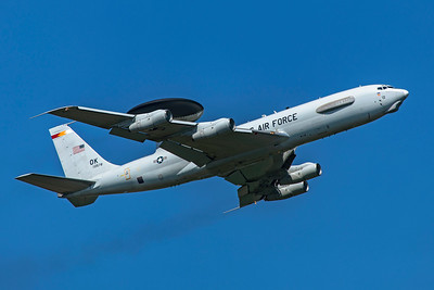 United States Air Force Boeing E-3G 78-0578 6-17-21