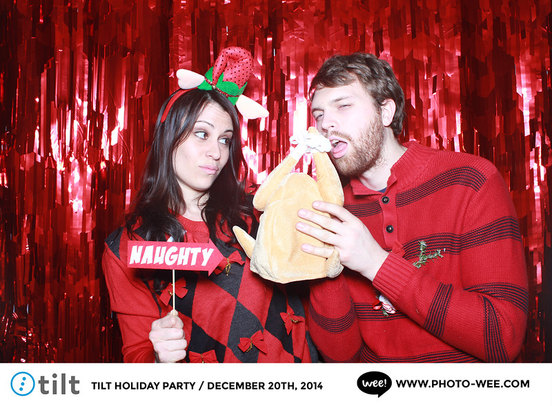 TILT HOLIDAY PARTY 2014