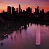 Sunrise in Los Angeles