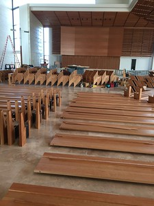 2015-1021 Pew Assembly