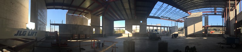 View from the altar area 10-28-14