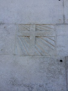 First dedication cross: Ethereal