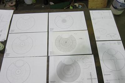 Various font lid design ideas 1