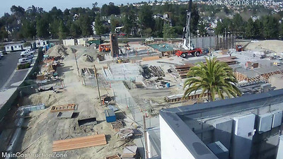 3/20/14 Tower Wall Placement