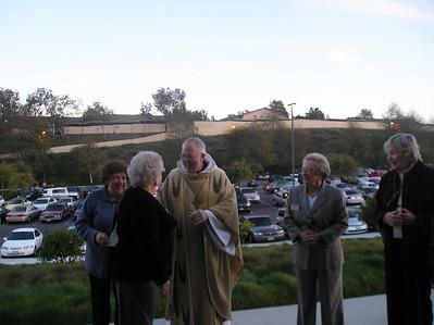 Fr. Michael Jacques Visits Oceanside