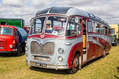 1956 Bedford SBG Duple C36F