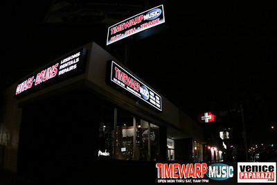 ||(323)600-5050 |||(323)600-5050 |||(323)600-5050 | TIMEWARP MUSIC | 12257 Venice Blvd Los Angeles CA 90066 | (323) 600-5050 |  http://www.timewarpmusic.com.  Photos by VENICE PAPARAZZI.  www.venicepaparazzi.com