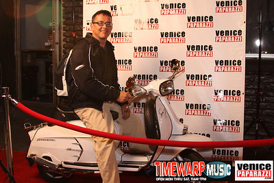   (323) 600-5050   TIMEWARP MUSIC   12257 Venice Blvd Los Angeles CA 90066   (323) 600-5050    http://www.timewarpmusic.com.  Photos by VENICE PAPARAZZI.  www.venicepaparazzi.com