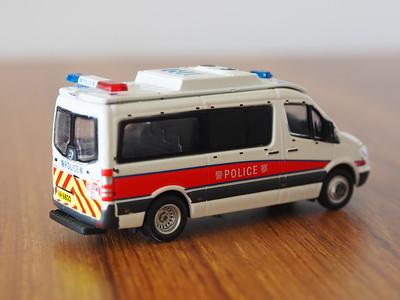 44 Hong Kong Police Mercedes-Benz Sprinter