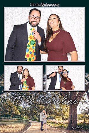 TJ & Caroline Wedding