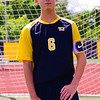 Picture Day: Boys Individuals : This gallery contains individual player photos of the TJ Boys' soccer teams.