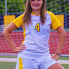 Picture Day: Girls Individuals : This gallery contains individual player photos of the TJ Girls' soccer teams.