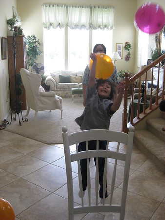 TJ's 7th Birthday Party 2014