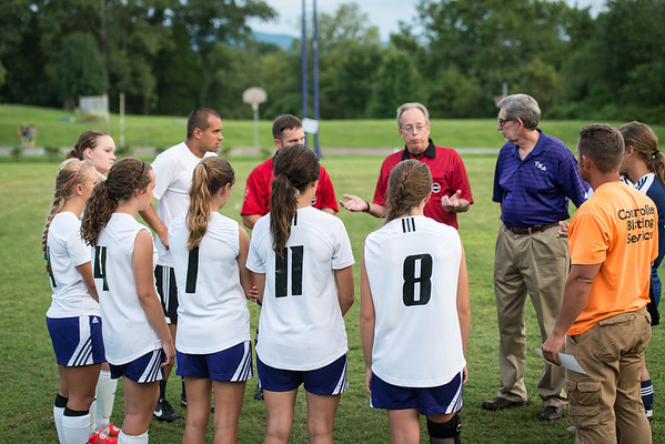 TKA HS Soccer vs William Blount