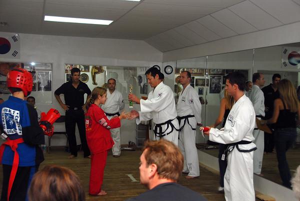 TKD Extravaganza Nov 2007