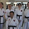 Portland Blackbelt Test, June 7th 2014 - Maple Valley Kim's Taekwondo with GreatGrandmaster Kim