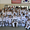 Group Photo - Blackbelt Promotion Test - Portland, OR June 7th 2014