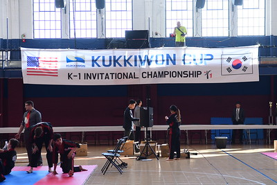 Kukkiwon Cup - K1 Invitational Championship