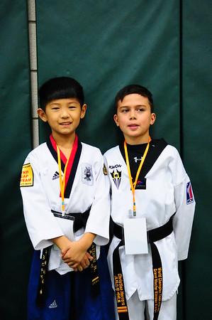 Light of the World Open Taekwondo Championship - 2016