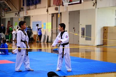 Shinn's Taekwondo Invitational - 2016
