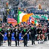 老鹰- St. Patrick's Day Parade