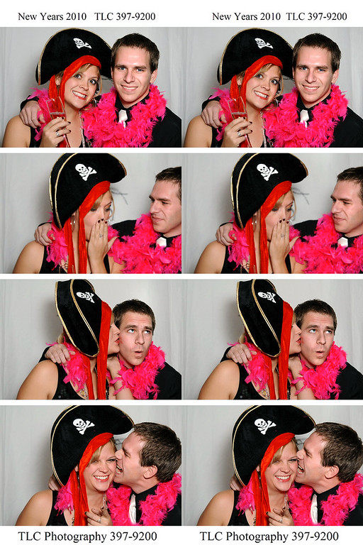 TLC's  Photo Booth
