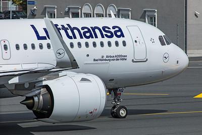 Lufthansa Airbus A320-271N D-AINQ 8-20-19 4