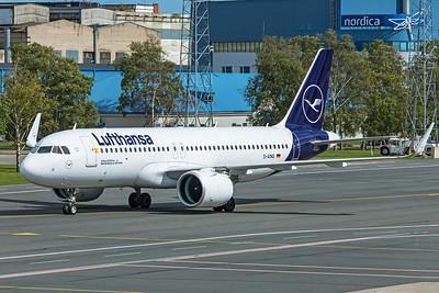 Lufthansa Airbus A320-271N D-AINQ 8-20-19 2