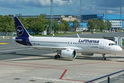 Lufthansa Airbus A320-271N D-AINQ 8-20-19 3