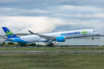 Air Caraïbes Atlantique Airbus A350-1041 F-WLXV F-HMIL 11-14-19