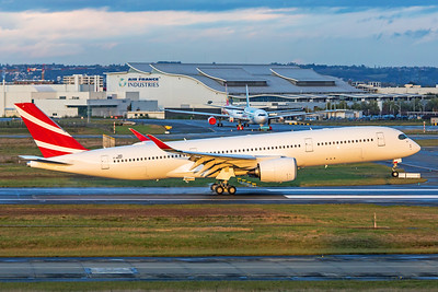 Air Mauritius Airbus A350-941 3B-NBS F-WZGF 11-14-19
