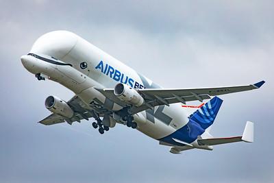 Airbus Transport International Airbus A330-743L Beluga XL F-WBXL 11-15-19