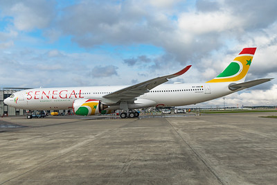 Air Senegal Airbus A330-941 6V-ANB 11-15-19