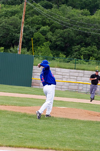 Throw to 1st