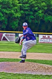 Taylor Hoffbeck Pitching